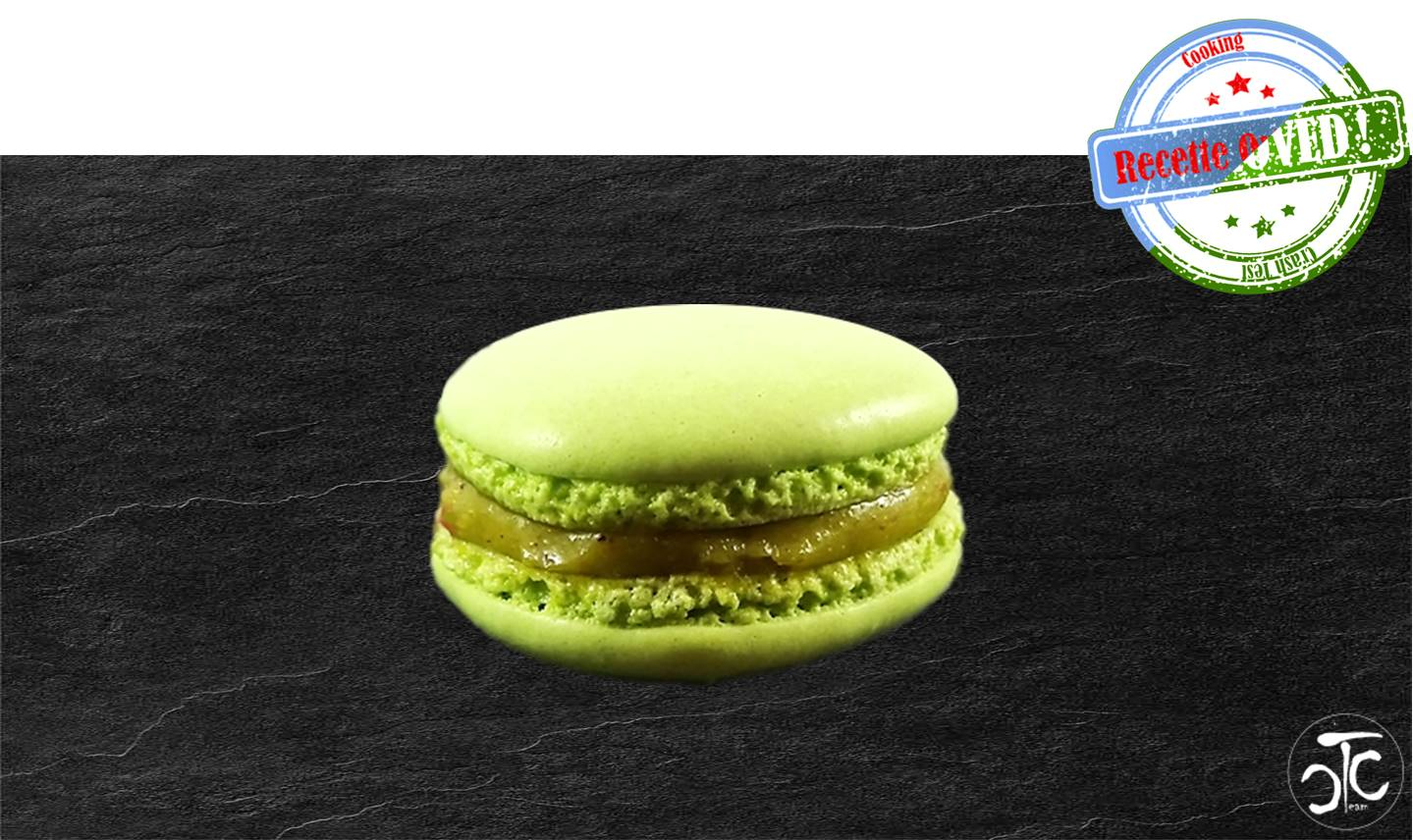macaron_pistache