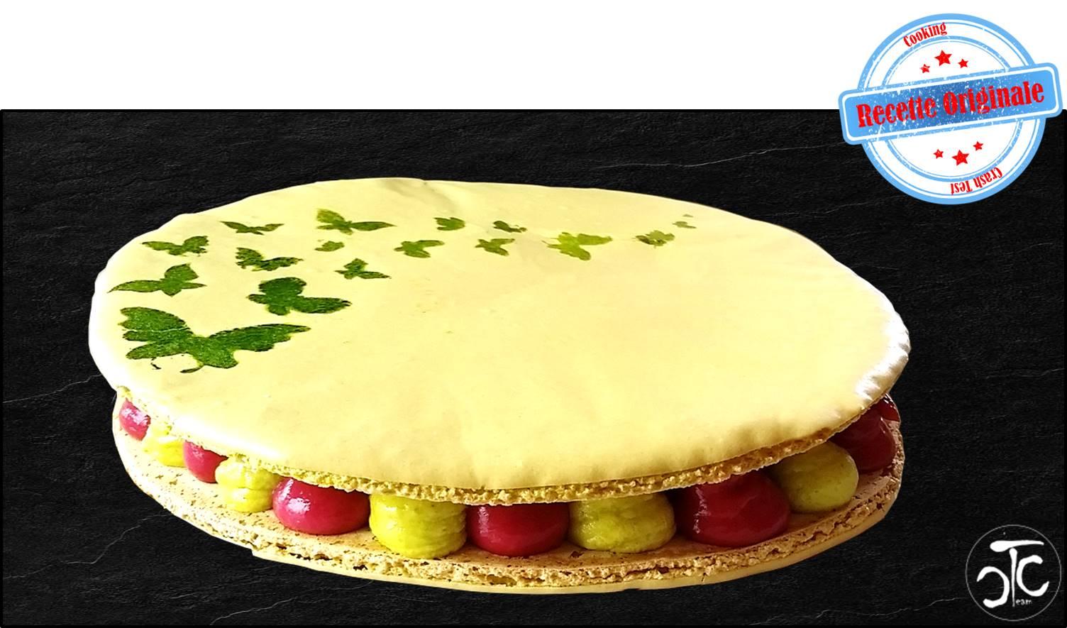 cookingcrashtest_gateau_macaron_framboise_pistache