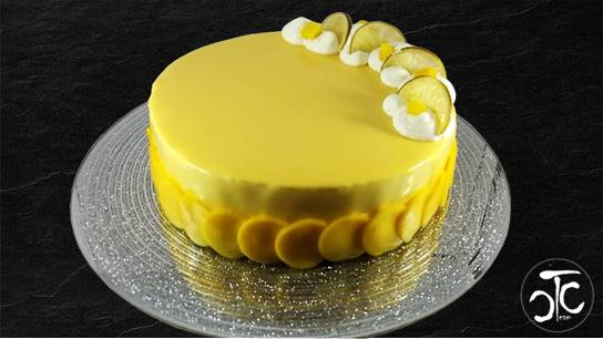 entremet mangue coco citron vert recette originale cooking crash test. Black Bedroom Furniture Sets. Home Design Ideas