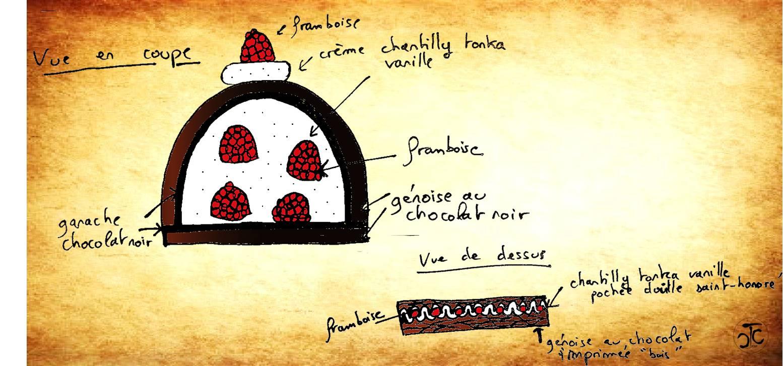 cooking_crash_test_schema_buche_chocolat_framboise_tonka